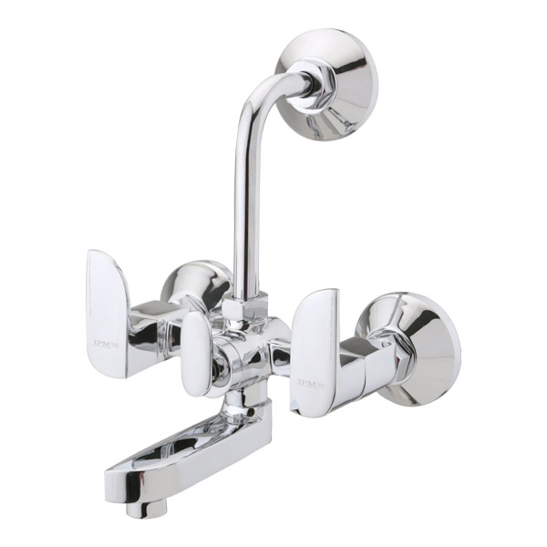 WALL-MIXER-WITH-BEND