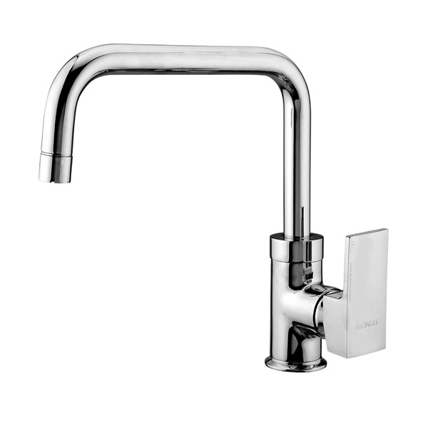 Single Lever Sink Mixer Angular
