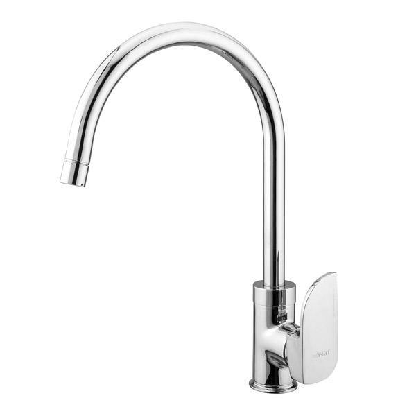 Single Lever Sink Mixer Side Handle