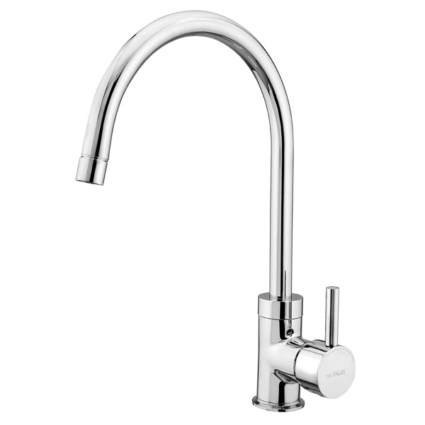 Single Lever Sink Mixer Side Handle