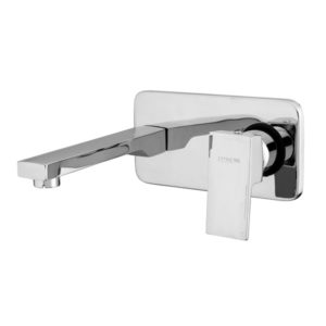 S L Concealed Basin Mixer Expoed Parts