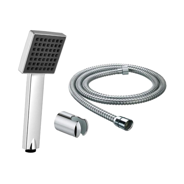 AD – 3012 ABS Square Hand Shower with Brass Tube
