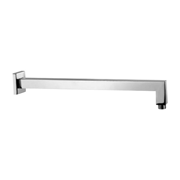 AD – 3019 Shower Arm Square 400mm Brass