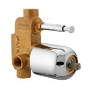 AD - 3028 Single Lever Concealed High Flow Diverter Body