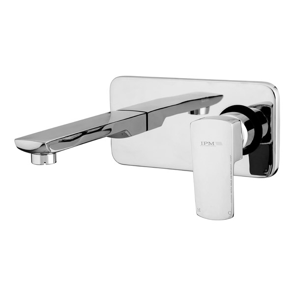 S L Concealed Basin Mixer Exposed Parts