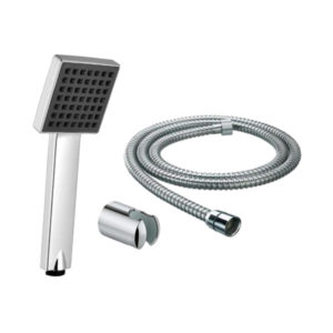 AD - 3012 ABS Square Hand Shower with Brass Tube