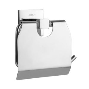 Toilet Roll Holder with Flap